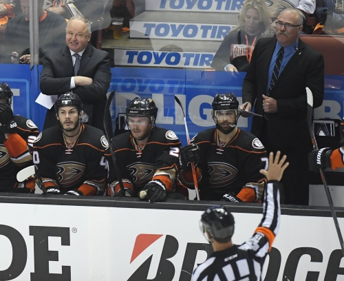 Ducks adjust to NHL's effort to crack down on slashing