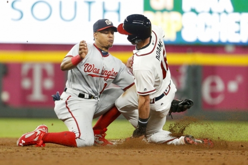 Braves fall short in series-opening loss to Nationals, 4-2