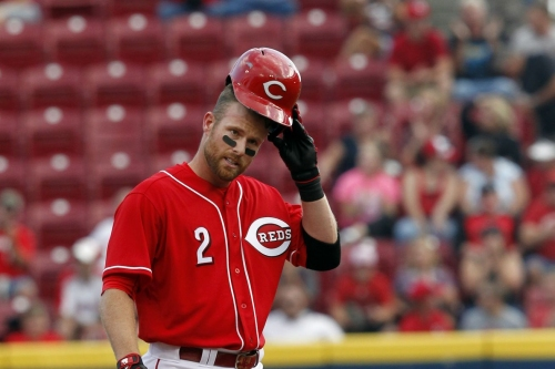 Reds fall to Cardinals 8-7 in extra innings