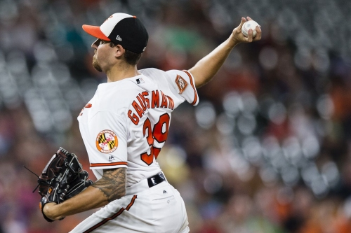 Orioles lose 1-0 to Boston on a wild pitch