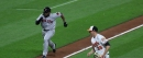 Red Sox 'Walk On The Wild (Pitch) Side', Beat O's 1-0