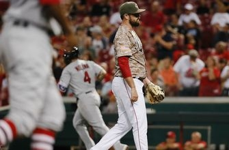 Reds toppled by Cardinals in 10 innings, 8-7