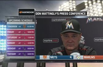 Don Mattingly breaks down 9th-inning rally, walk-off victory