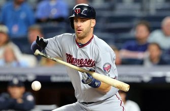 Twins' offense comes up short in 5-2 loss to Yankees
