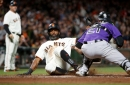 Rockies lose to Giants 4-3 in ninth inning