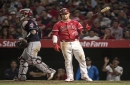 Angels lose to Indians, missing chance to gain ground