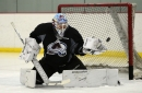 Avalanche comes alive late but falls 4-1 in preseason opener to Vegas