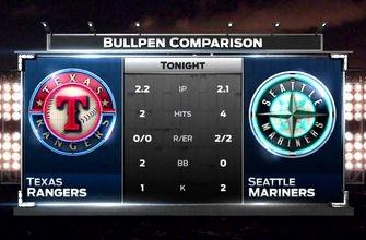 'It became a bullpen game' | Rangers Live