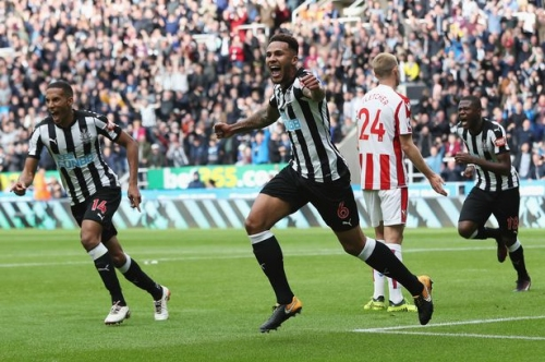Newcastle head to Brighton as favourites - and I see no reason why they won't make it four in a row