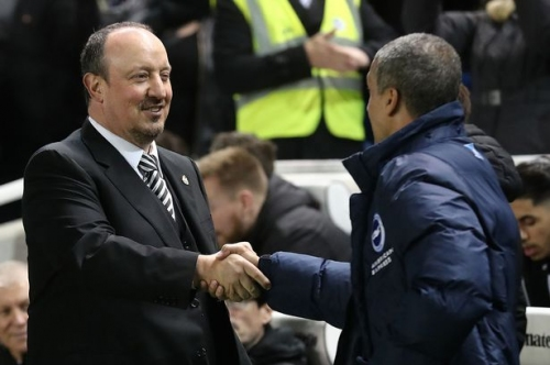 Is Brighton vs Newcastle on TV, what time is kick-off and who is in the teams?