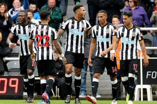Newcastle United revealed to have the youngest starting squad in the Premier League