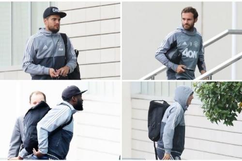 Manchester United squad vs Burton revealed