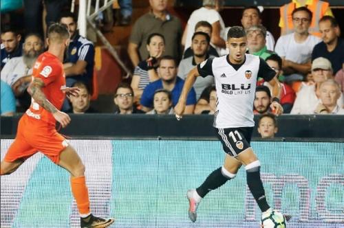 Manchester United loan star Andreas Pereira suffers minor setback at Valencia