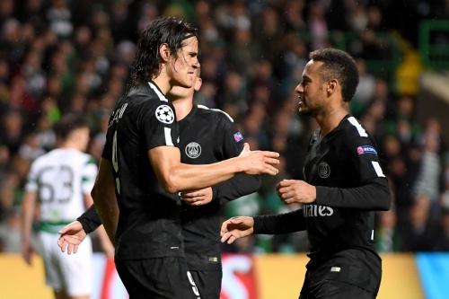 Edinson Cavani on Everton's radar after dispute with Neymar