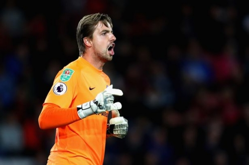 Brighton agree deal to sign Tim Krul on a permanent transfer - and he can now play on Sunday