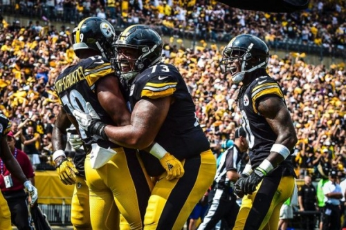 Film Room: Steelers offense improves against strong Vikings D