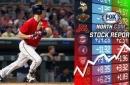 Twins first baseman Mauer's average keeps climbing