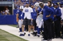 Andrew Luck still not practicing for Indianapolis Colts
