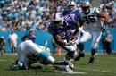 LeSean McCoy felt Ezekiel Elliott's pain Sunday. Can the Buffalo RB fare better against the Broncos' resurgent run defense?
