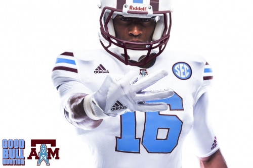 Texas A&M to wear Houston Oilers tribute uniforms in response to Arkansas' Cowboys look