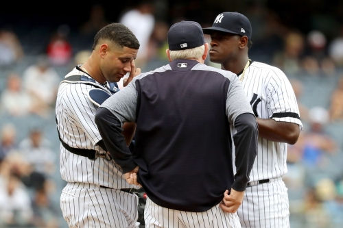 New York Yankees 11, Minnesota Twins 3: Bronx Bomb