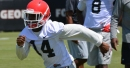 Georgia practice report: Malkom Parrish still appears limited