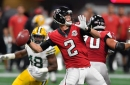 Matt Ryan could be top 15 all-time in passing yardage and touchdowns by season's end