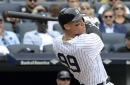 Aaron Judge hits 45th home run, young girl hit by foul ball as Yankees top Twins