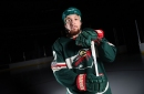 Wild's Chris Stewart, Marcus Foligno a tag-team duo willing to 'answer the bell'