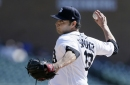 Athletics 3, Tigers 2: Bats fall silent in Anibal Sanchez's likely final home start