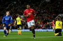 Marcus Rashford eases Manchester United through in their League Cup defence vs Burton Albion