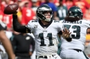 Terry Blount: Carson Wentz should be solid QB1 in Week 3