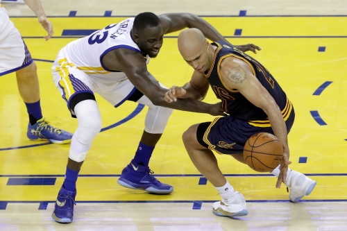 Use your delusion: Richard Jefferson's hustle for a moral victory vs Warriors falls flat