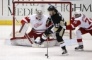 Detroit Red Wings at Pittsburgh Penguins live chat
