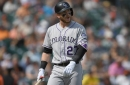 Rockies' offense a no-show again in loss to Giants