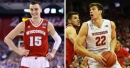 Wisconsin basketball's Sam Dekker and Ethan Happ take some friendly digs at each other on Twitter