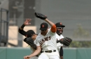 Giants shut out Rockies, complete two-game sweep