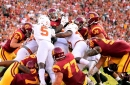 Texas run defense dominated USC, but the secondary is still a work in progress