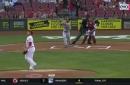 Cardinals' Matt Carpenter hits lead-off home run