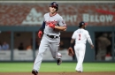 Washington Nationals bases-loaded walk their way to 7-3 win over Atlanta Braves: Three straight bases-loaded walks in 8th decide game...