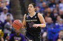 Kelsey Plum works out at Arizona, leaves men's basketball team in awe