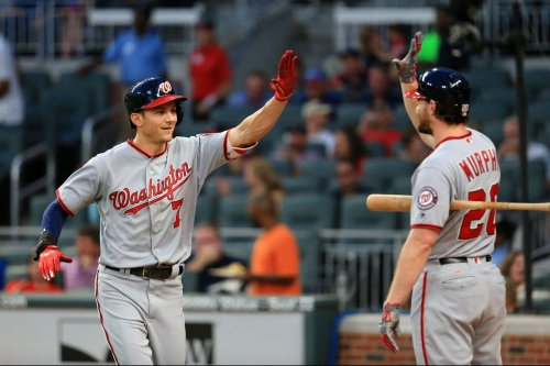 Eighth-inning bullpen collapse dooms Braves in 7-3 loss to Nationals