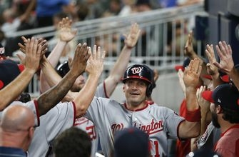 Nationals rally for 6 runs in 8th to beat Braves (Sep 20, 2017)
