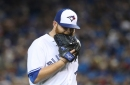 Blue Jays pounded by Royals