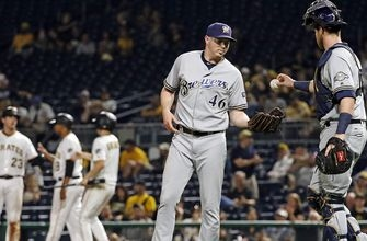 Brewers fall to Pirates on walk-off homer