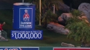 Justin Upton's homer does not count for $1 million Angels paint can promotion