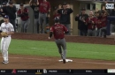 HIGHLIGHTS: D-backs bullpen holds Padres in check, bats come alive late