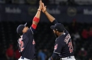 Indians hold off Angels 6-5 for 26th win in 27 games