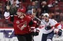 Arizona Coyotes win first preseason game against Anaheim Ducks