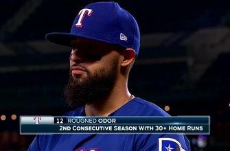 Rougned Odor hits Grand Slam, Rangers win 8-6